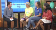 Living 808 Interview on the Keiki Great Aloha Run