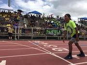 Hawai'i 5210 Let's Go! at The 36th annual Windward District Physical Fitness Meet